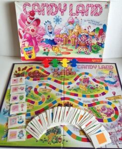 Candy Land by Milton Bradley Board Games