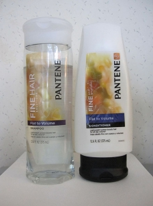 Pantene Fine Hair Solutions Shampoo & Conditioner