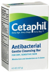 Gentle Cleansing Bar by cetaphil #4
