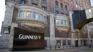 Guinness Storehouse Tour, Dublin, Ireland