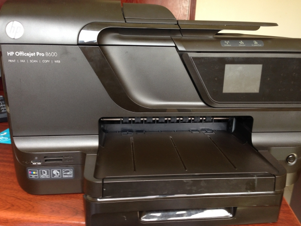 HP OfficeJet 8600 Pro review
