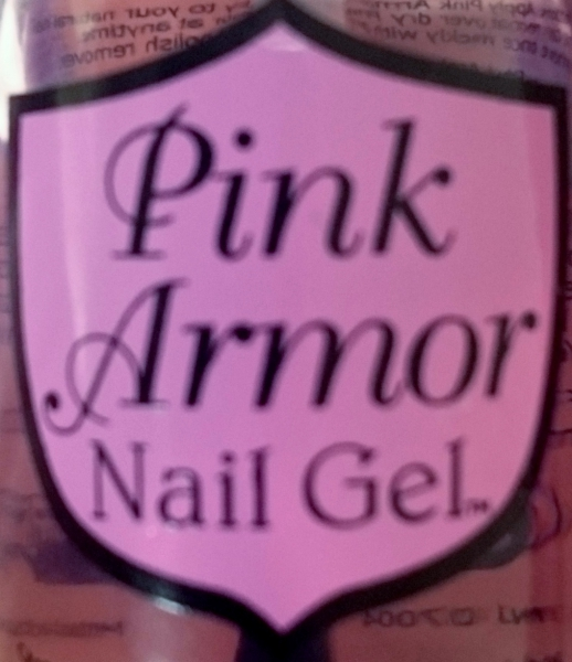 Pink Armor Nail Gel Review