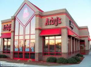 Arby's Fast Food Restaurant