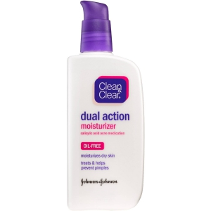 Clean&Clear Dual Action Moisturizer