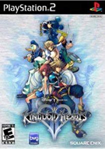 Kingdom Hearts 1 For PS2