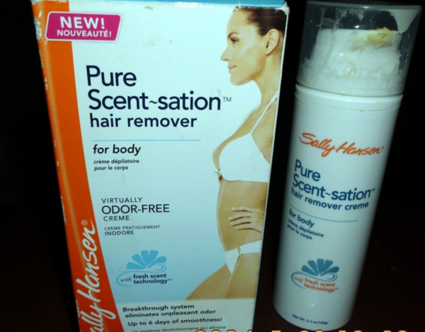 Sally Hansen: Pure Scent-sation Hair Remover for body - 5.3oz