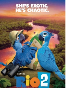 Rio 2: An Animated Movie Directed by Carlos Saldanha