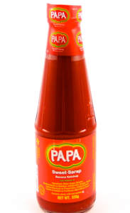 Papa Banana Ketchup Review