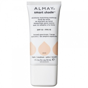 Almay smart shade makeup in light/medium