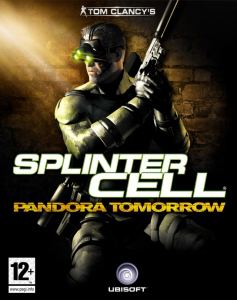Tom Clancy's Splinter Cell Pandora Tomorrow game