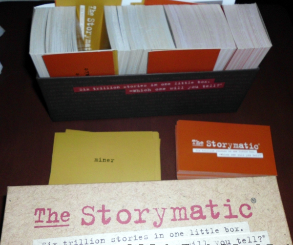 The Storymatic Classic by Storymatic