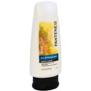 Pantene Fine Hair Solutions Dry to Moisturized Conditioner