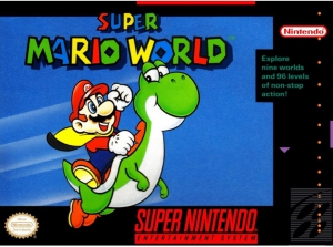 Super Mario World (Super NES)