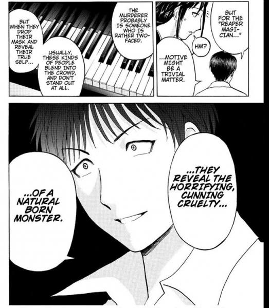 Kindaichi Case Files Takatos Side Japanese Manga Review