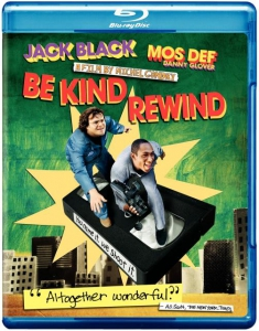 Be Kind Rewind, comedy film