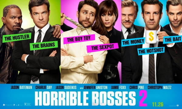 Horrible Bosses 2 (comedy movie)