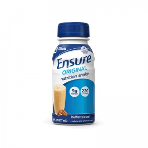 Ensure Rich Creamy Complete Balanced Supplemental Drink, butter pecan