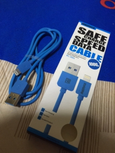 Remax RC-006i Safe Charge Speed Data Cable