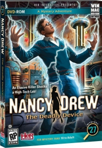 Nancy Drew Software Games