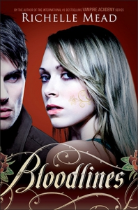 Bloodlines Book by Richelle Mead