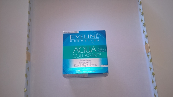 Aqua Collagen 35+, day and night cream by Eveline Cosmetics