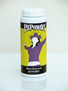 Muddy H2O Pit Powder Deodorant  4 oz