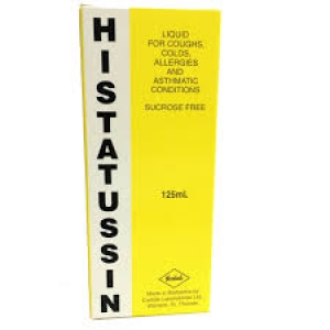 Histatussin Cough Syrup review