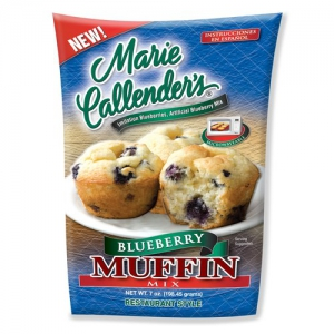 Marie Callenders Blueberry Muffin Mix