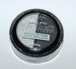 L'Oreal Paris HIP Studio Secrets Professional Metallic Shadow Duo in Platinum