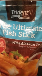 The ultimate fish stick from trident seafoods review for Trident fish sticks