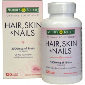 Hair nails skin vitamins review