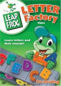 Leap Frog - Letter Factory (2003) - DVD