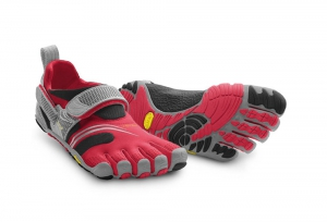 Vibram five fingers running shoes for long distance runners