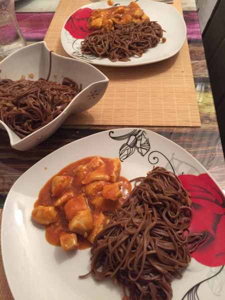 Soba Noodles from Vitasia and recipe