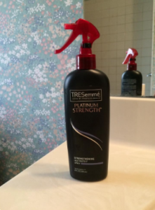 Tresemee Platinum Heat Protector Spray