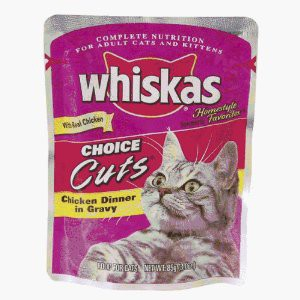 Whiskas Homestyle Favorites