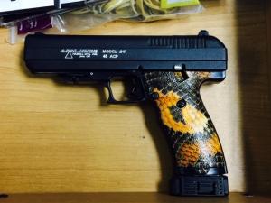 Hi-Point Model JHP  45 ACP pistol review