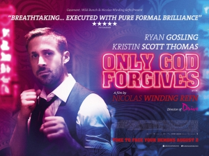 Only God Forgives, movie (2013)