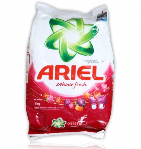 Arial fresh detergent powder