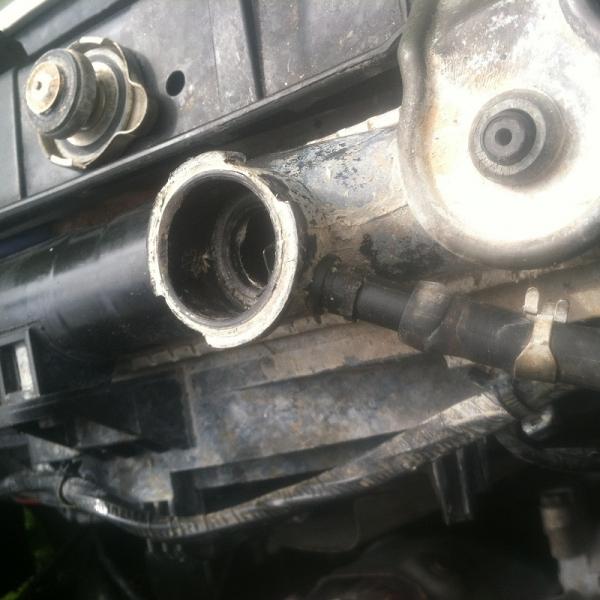 Radiator Not Getting Hot >> Dorman-Radiator Overflow Tube Repair Kit (Part#10691) review