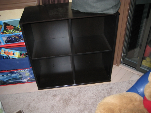 South Shore Stor It Collection 4 Cubby Storage Shelves