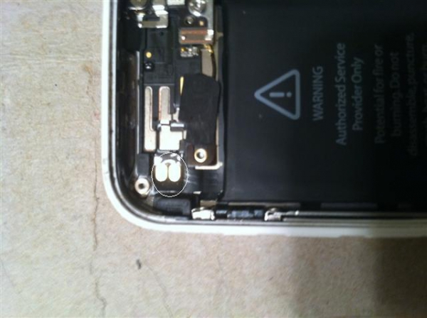 BennyLouis Vibration Motor Part Replacement for iPhone 5C