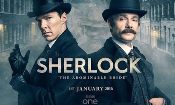 BBC's Sherlock Special- The Abominable Bride
