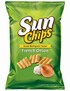 Sunchips French Onion Flavored