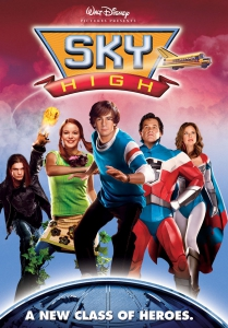 Sky High movie