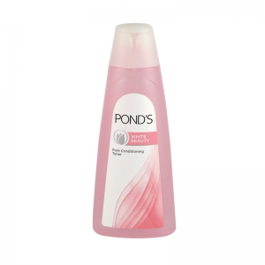 Review Ponds White Beauty Pore Conditioning Toner