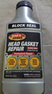 Bar's Leaks Head Gasket Repair review