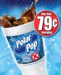 Circle k polar pop cup : Pizza howell michigan