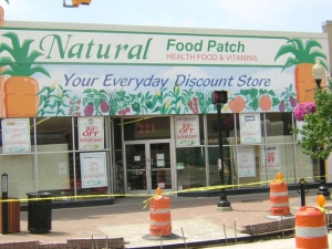 Natural Food Patch