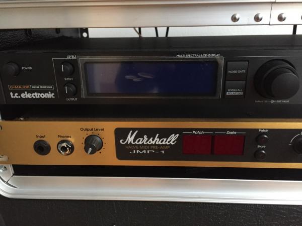 Marshall JMP-1 Valve Midi Pre-Amp review